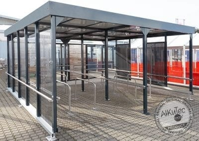 Trolley shelter 'PLANUS'