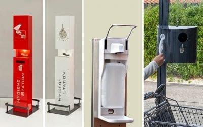 HygieneStation range extended